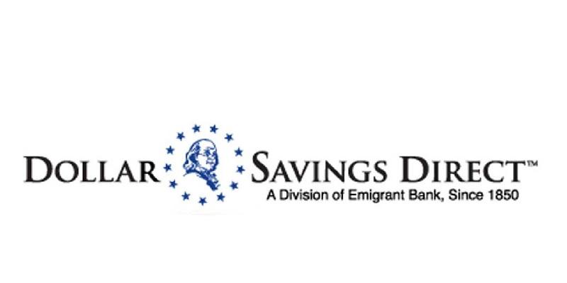 Dollar Savings Direct Savings 1.50% APY (Nationwide)