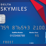 Delta Blue SkyMiles Credit Card from American Express Bonus: 10,000 Miles Promotion + $50 Lyft Statement Credit