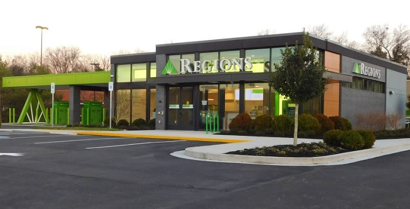Regions Bank $200 Bonus