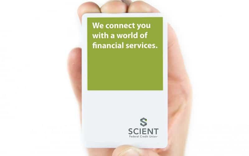 Scient Federal Credit Union Bonus