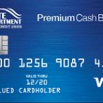 State Department Federal Credit Union Premium Cash Back+ Card Review: $200 Bonus