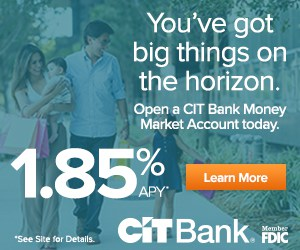 CIT Bank Money Market