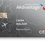 Citi / AAdvantage Platinum Select World Elite Mastercard Review: 40,000 Bonus AAdvantage Miles + Up to $200 Statement Credit