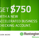 Huntington Accelerated $750 Banner