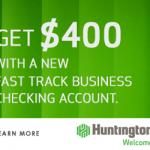 Huntington Fast Track $400