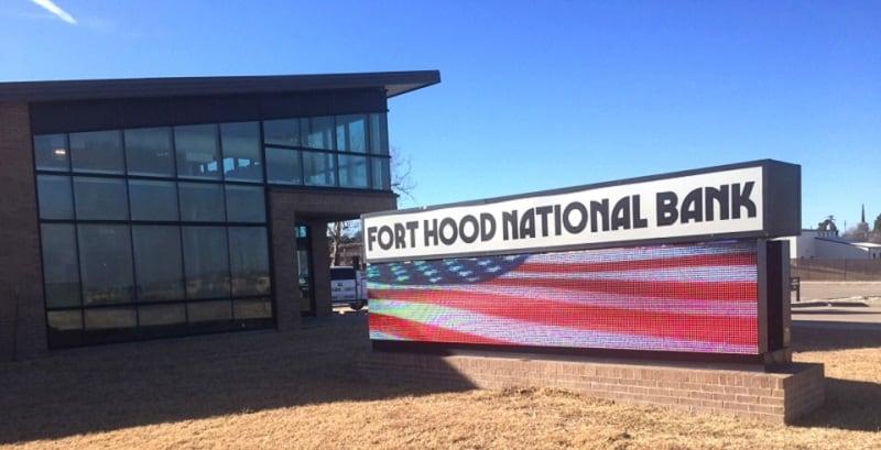 Image result for fort hood national bank texas