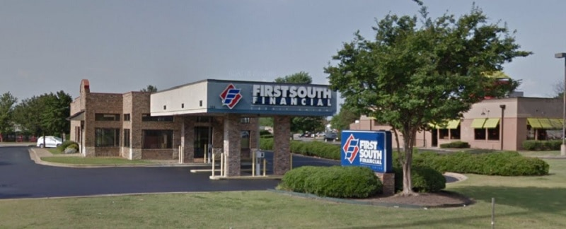 First South Financial Promotion