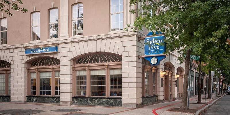 Salem Five Bank Promotion