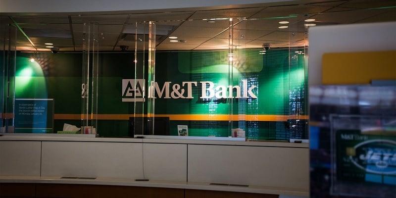 M&T Bank Branch