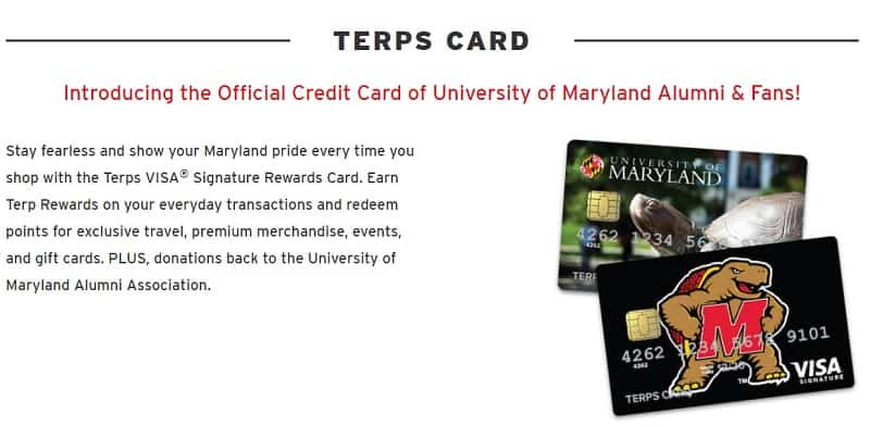Terps Credit Card Review