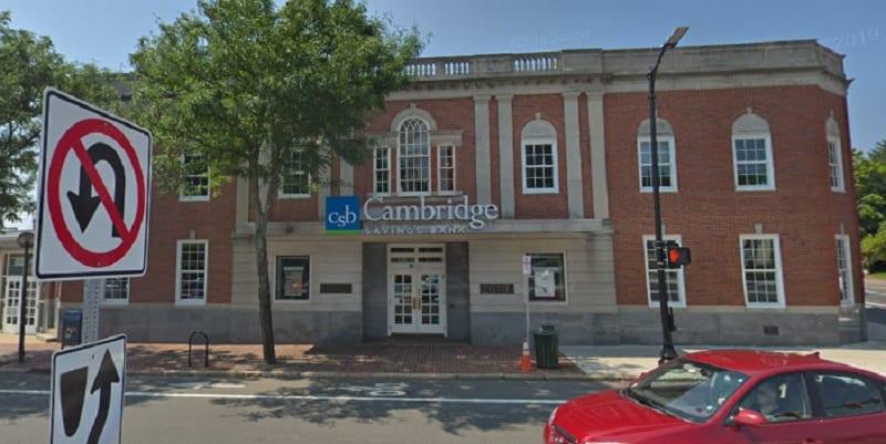 Cambridge Savings Bank Promotion