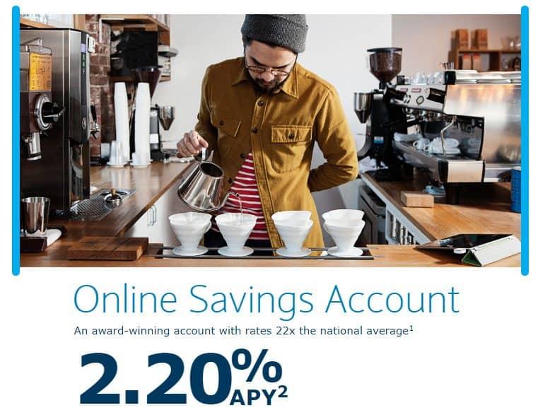 Barclays Online Savings