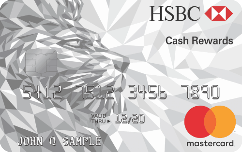HSBC Cash Rewards