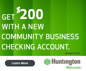 Huntington Community $200 Bonus Offer Promo Code Promotion