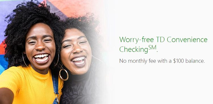 Convenience Checking account