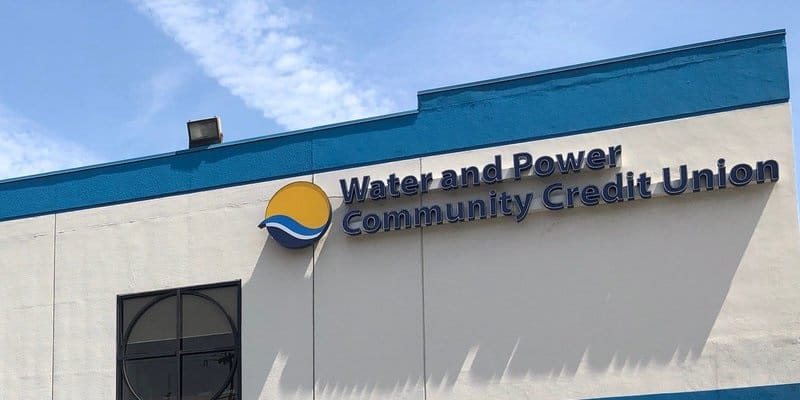 Water and Power Community Credit Union Promotion
