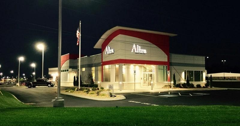 Altra Credit Union Promotion
