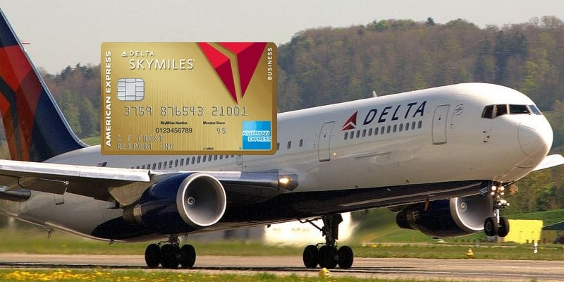 American Express Gold Delta SkyMiles Business credit card bonus promotion offer review