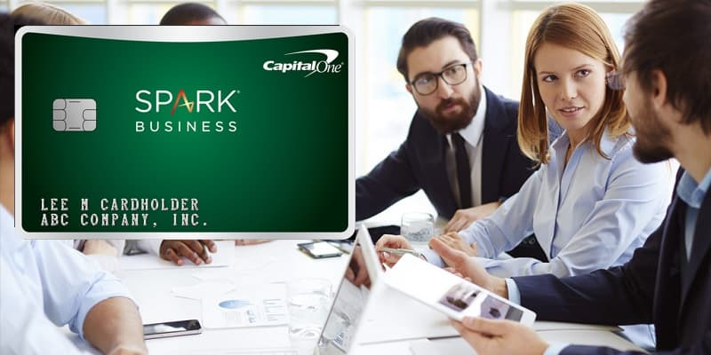 Capital One Spark Cash Select Business credit card bonus promotion offer review