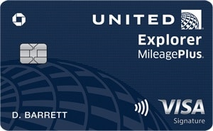 Chase Untied Explorer Card
