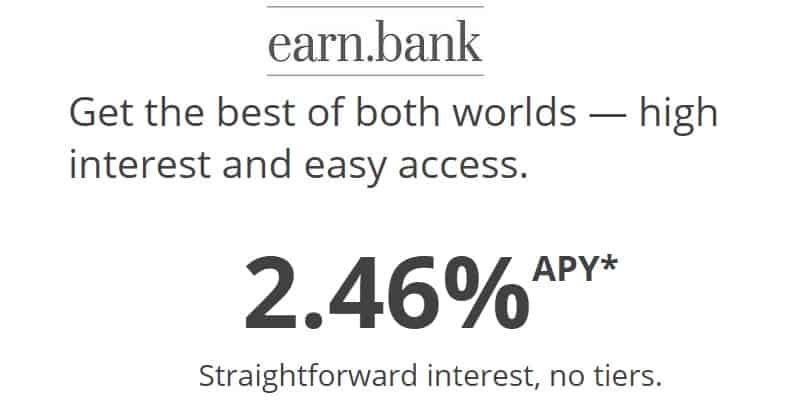 Earn Bank MMA