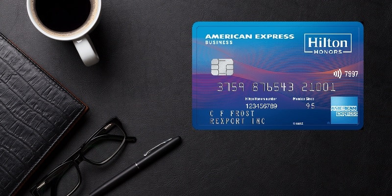 Amex Hilton Honors Business card bonus promotion offer review