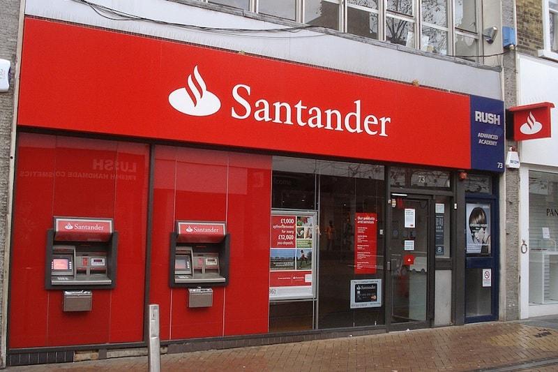 Santander $250