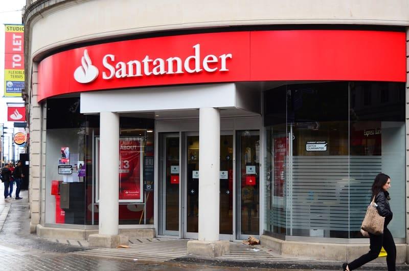 is santander bank open today