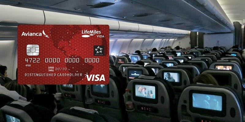 Avianca Vida Visa Card bonus promotion offer review