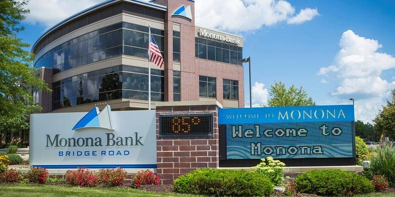 Monona Bank Promotion