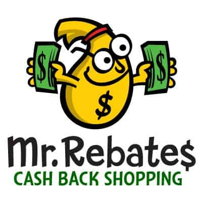 Mr Rebates Cash Back Shopping Portal