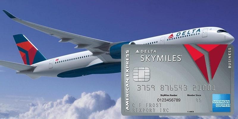 Platinum Delta SkyMiles Business credit card bonus promotion offer review