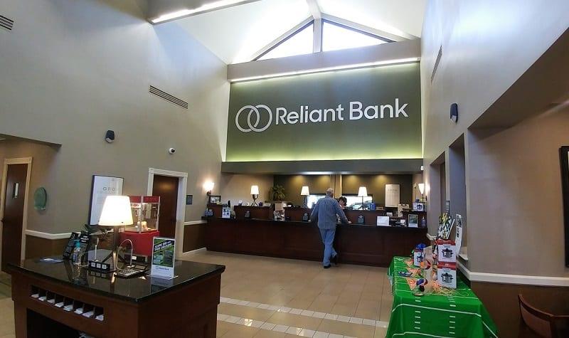 Reliant Bank Promotion
