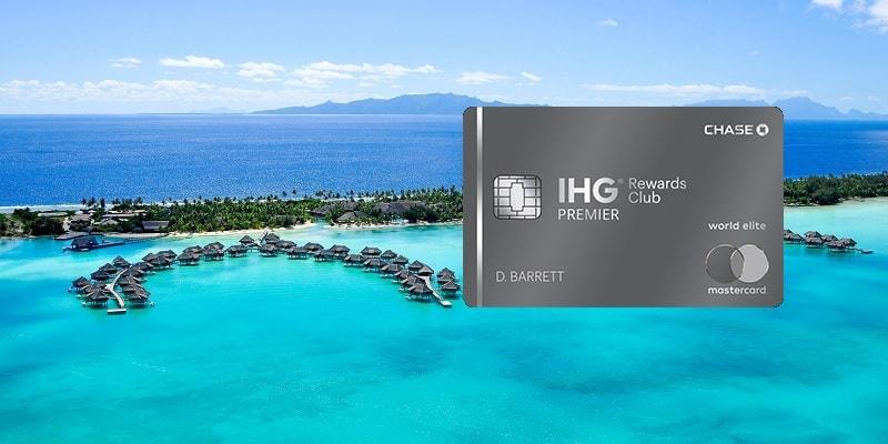 Chase IHG Rewards Club Premier credit card bonus promotion offer review