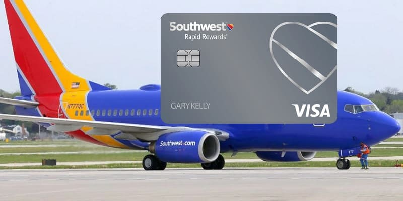 Chase Southwest Rapid Rewards Plus credit card bonus promotion offer review