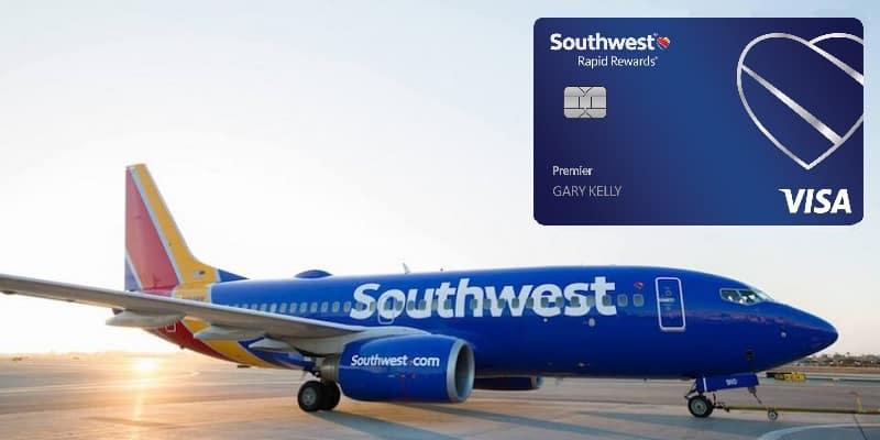Chase Southwest Rapid Rewards Premier credit card bonus promotion offer review