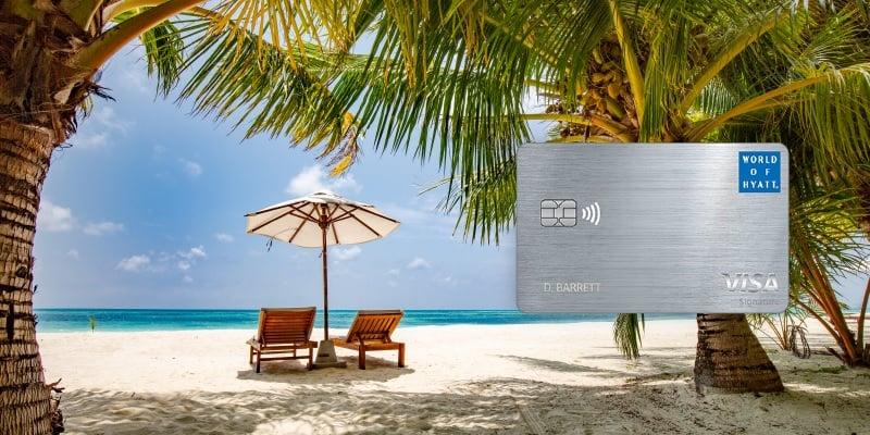 World Of Hyatt Credit Card bonus promotion offer review