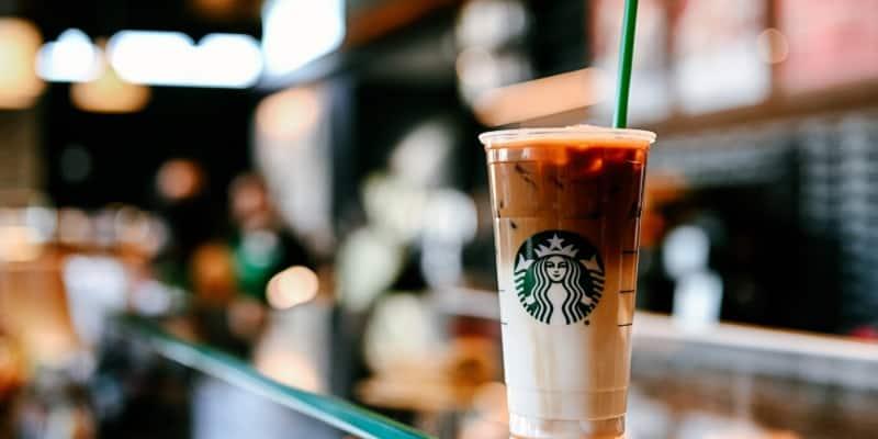 Starbucks Rewards Visa Card 6,500 Bonus Stars (52 Food or Drink Rewards)