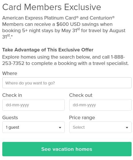 American Express $600 Credit