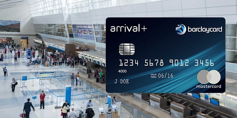 Barclaycard Arrival Plus World Elite Mastercard credit card bonus promotion offer review