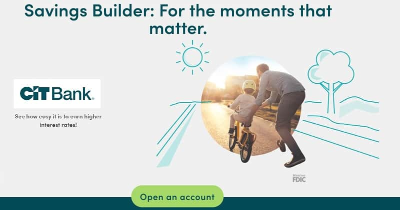 CIT Savings Builder