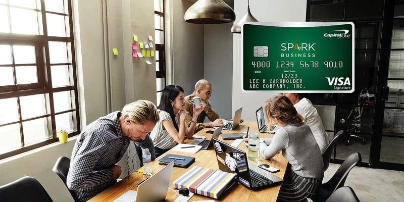 Capital One Spark Cash for Business credit card bonus promotion offer review