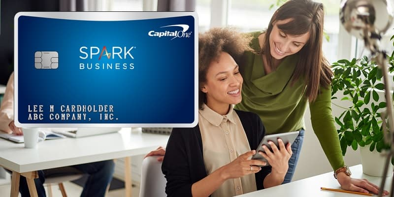 Capital One Spark Miles Select for Business credit card bonus promotion offer review