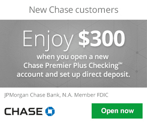 Chase Premier Plus Checking