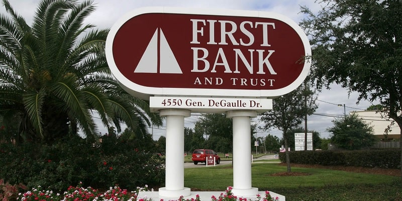 First Bank and Trust Promotion