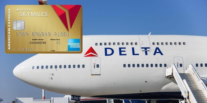 Amex Gold Delta SkyMiles Credit Card bonus promotion offer review