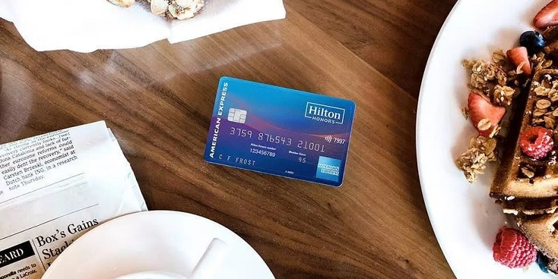 Hilton Honors Ascend American Express card bonus promotion offer review