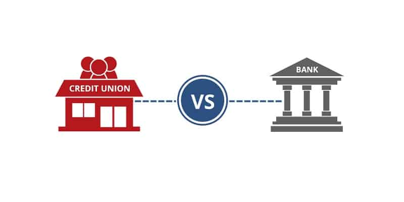 Credit Union vs. Bank