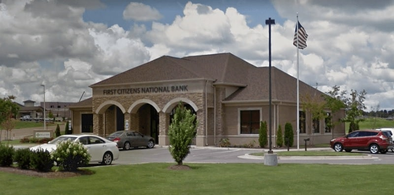 First Citizens National Bank Referral Bonus: $30 Promotion (Tennessee only)