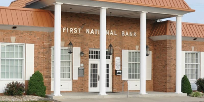 First National Bank in Staunton Promotion